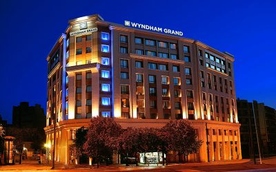 Why Wyndham Grand is One of Athens' Most Affordable Luxury Hotels