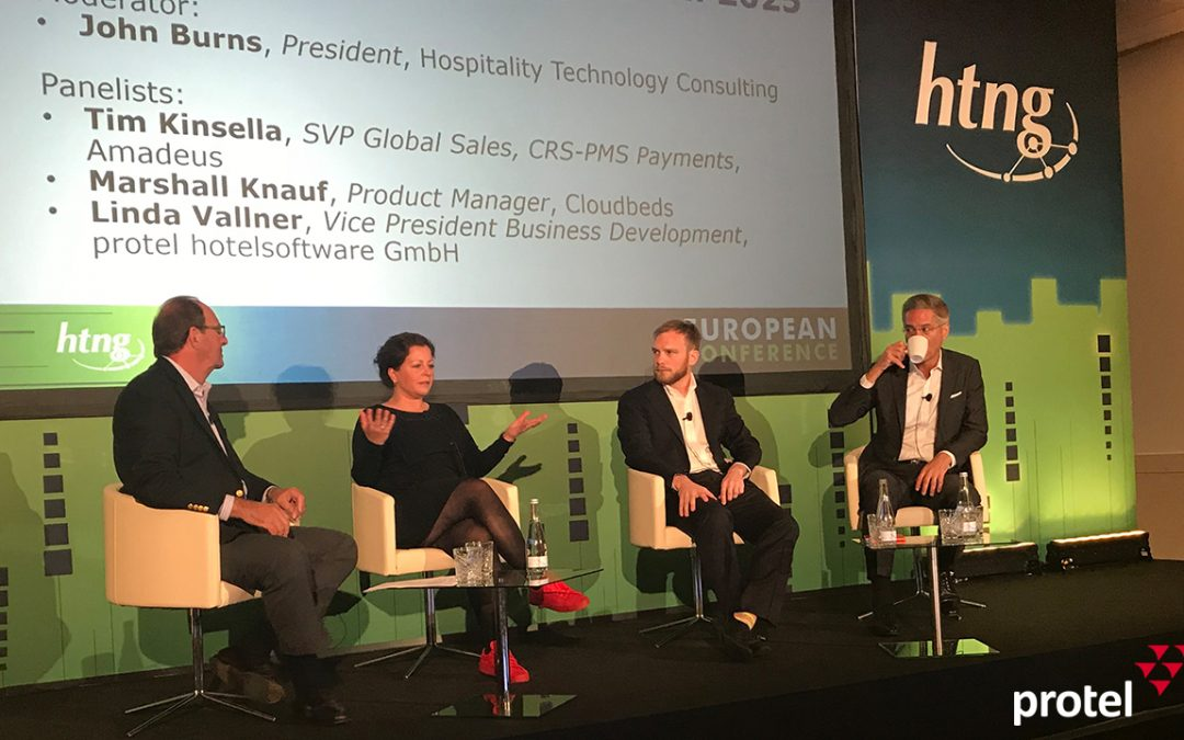 HTNG European Conference – The Shape of Hotel Systems in 2025